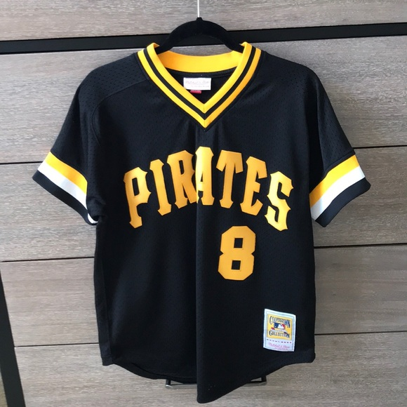 low priced 9fa42 db8af Mitchell & Ness Willie Stargell Jersey